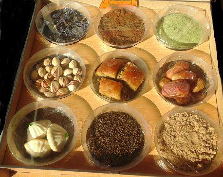سوغات-کرمان